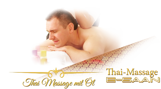 "Abbildung (Bild) der traditionelle Thai-Massagebehandlung zu dem Gutschein für »Traditionelle Thai Massage mit Öl« bei E-Saan Thai-Massage ""Wellness & Spa mit traditionelle Thaimassagebehandlungen in Davidstraße 20b in 73033 Göppingen"